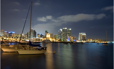 san-diego-downtown-at-night